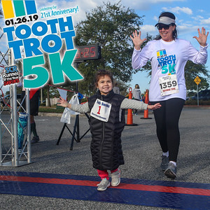 Tooth Trot, 2019
