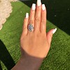 1.75ctw Edwardian Toi et Moi Old European Cut Diamond Ring  50
