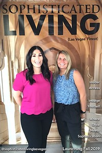 Sophisticated Living Magazine Launch