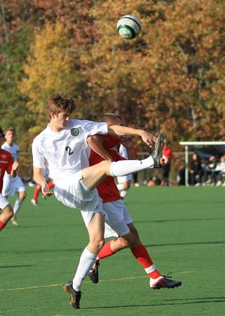Delbarton vs Whippany Park Boys Varsity Soccer