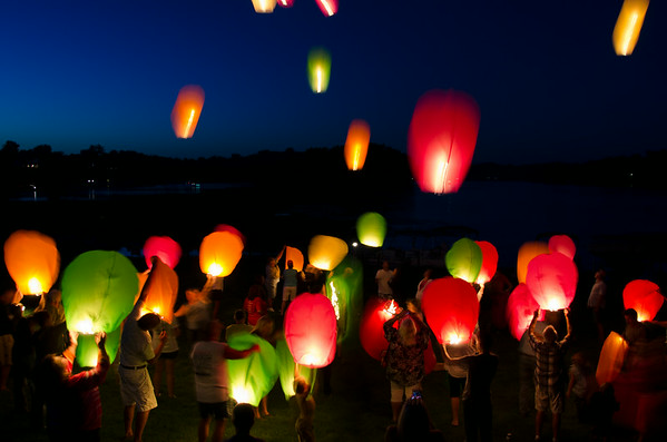 2nd Annual Lanterns for Eddie