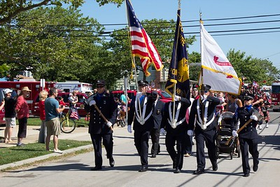 PLLFD 4th of July Parade [7-4-16]