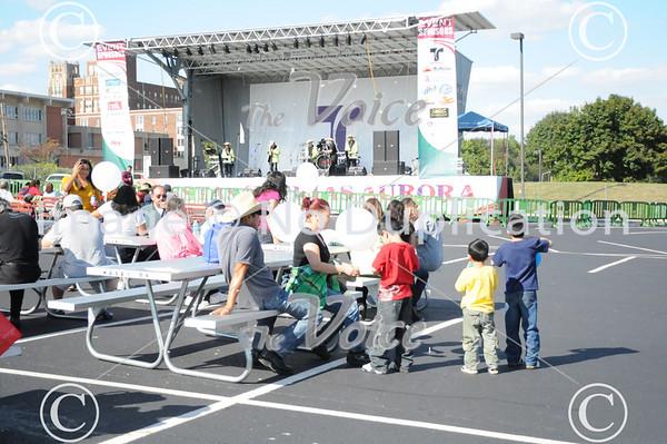 Fiesta de Patrias in Aurora, Ill September 17 & 18, 2011
