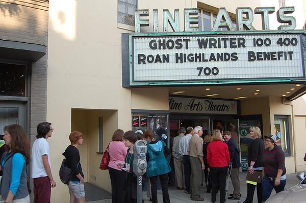 Earth Day Premiere- Asheville Fine Arts Theatre