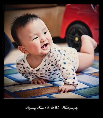 Gu Ding's son