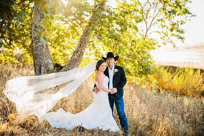 Josh and Tyla Wedding