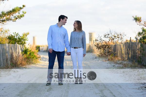 Katie and Zach
