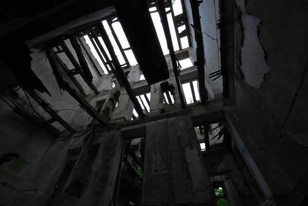 Derelict Buildings Kiev,Ukraine