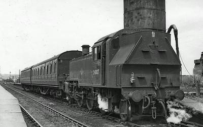 BR Standard Class 3 & 2 2-6-2T