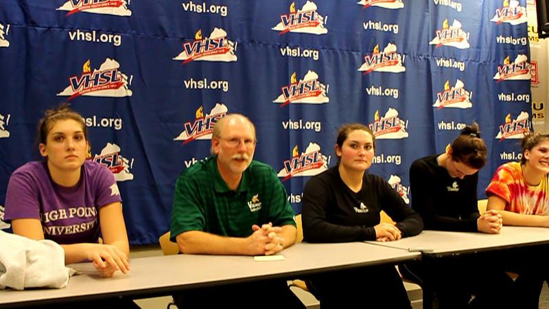 Volleyball VHSL Semi Press 4.mov