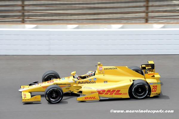Indianapolis Motor Speedway 14 May 2015