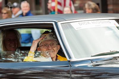 Bend, Oregon 2015 Veteran's Day Parade