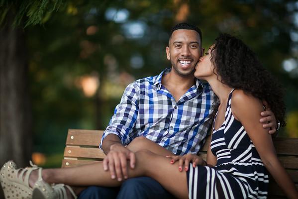 Robinson Engagement 20140804