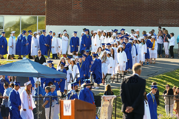 2019-6-7 WHS Class of 2019 Graduation