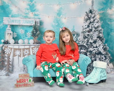 Marina & Jimmy Christmas 2020