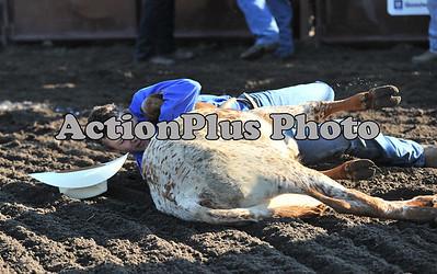 2011 CFHS Jr Chute Dogging