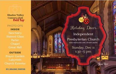 Independent Presbyterian Church 12-11-16
