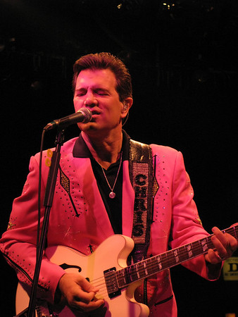 Chris Isaak at Westbury Theater August 29, 2008
