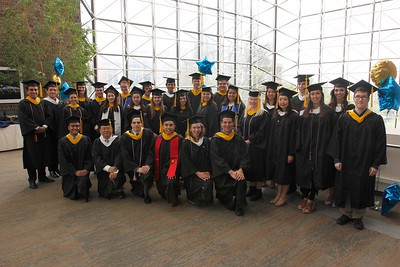 2016 Department of Chemistry Commencement