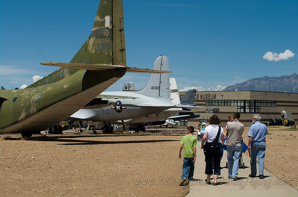 Hill Aerospace Museum -- June 2009