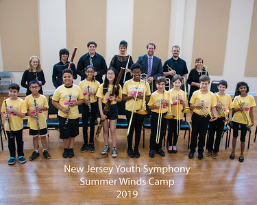 2019 Summer Winds Camp