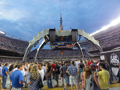 U2 at Soldier Field