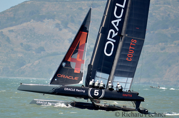 Oracle BMW America's Cup AC45