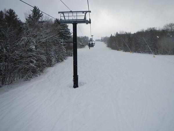 Ski and Shoe Play