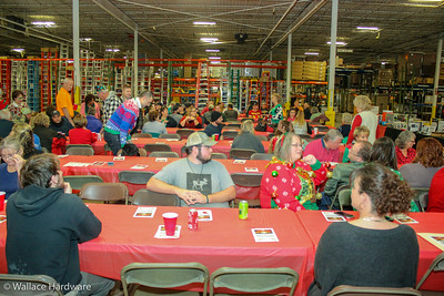 Wallace Hardware Christmas Party 2018
