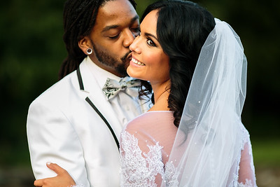La Ray  & Justin's Wedding Photos