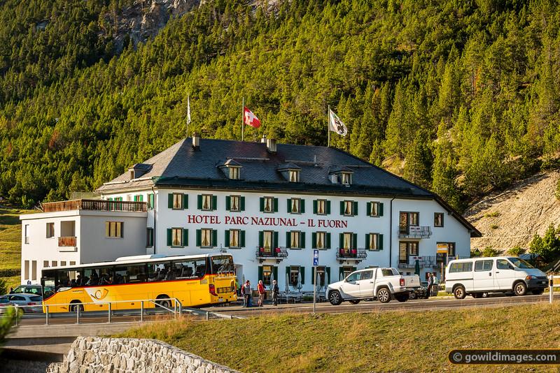 Il Fuorn Hotel