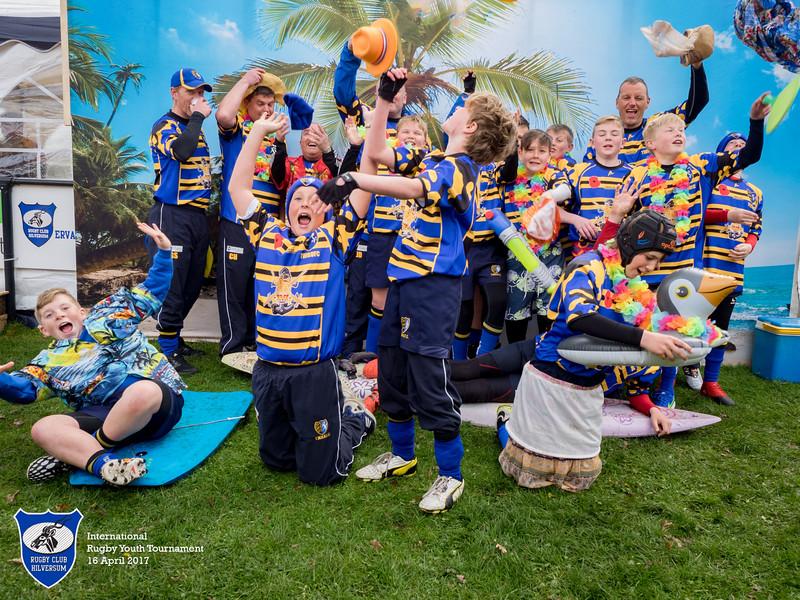 Team-photo's by Mirre Welboren (RugbyClicks)