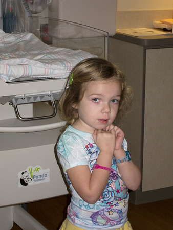 Birth of Alicia January, 05,2011