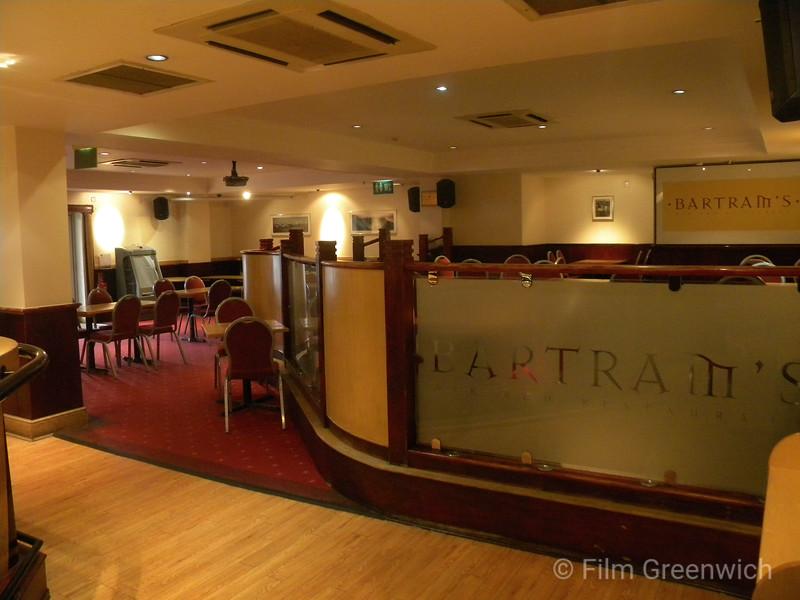 Charlton Athletic Football Club -  Bartram