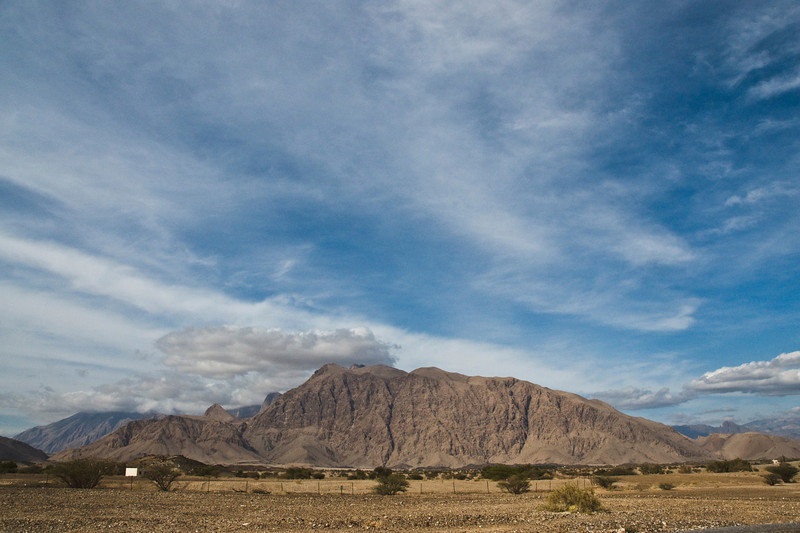 Mountains 3 - Nizwa, Oman
