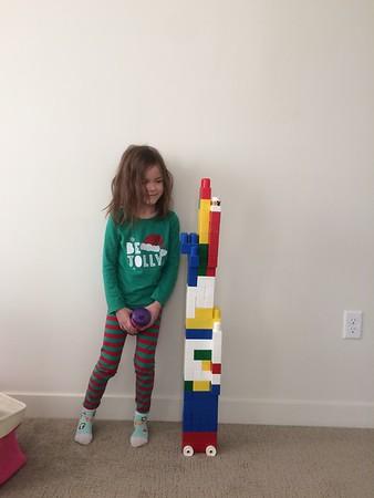 Tower go bumb bumb