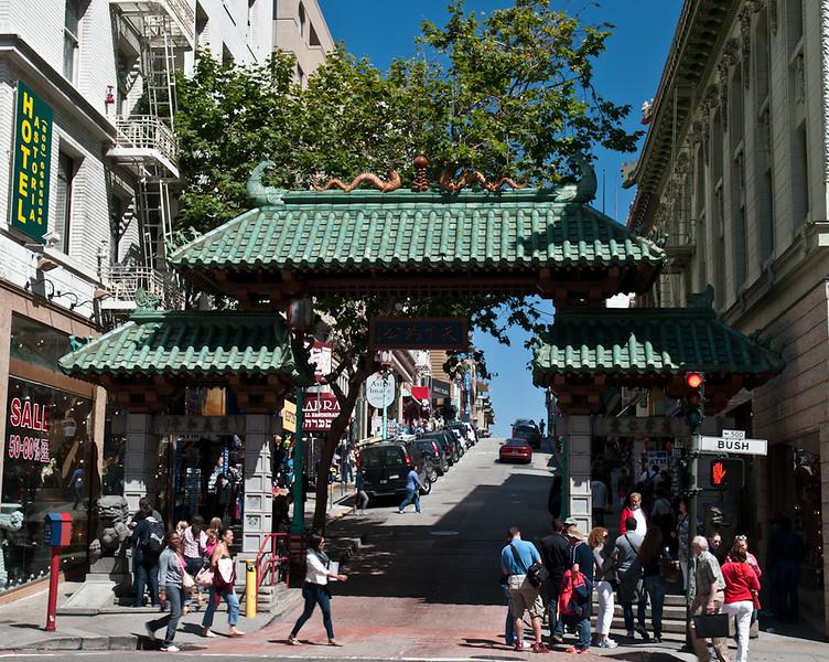 San Francisco - Chinatown Gate-1.jpg