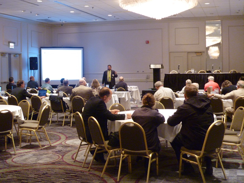 Education sessions at the Fall Meeting.