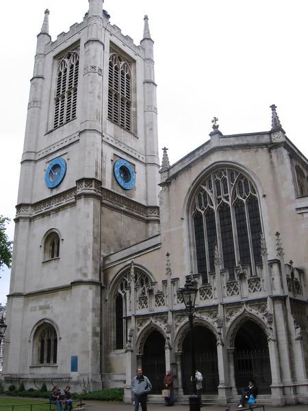 St. Margaret's Church, London