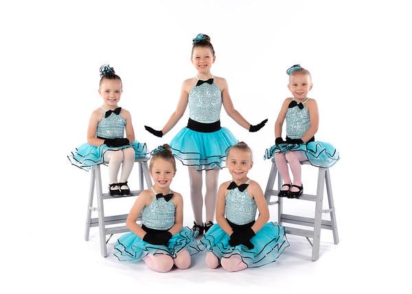 Pre Tap/Ballet Combo