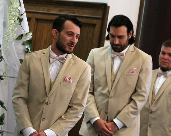 Marcus & Brooke - Wedding