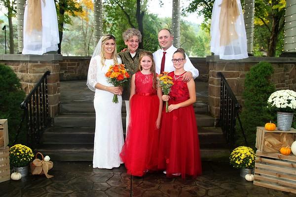 Amanda & Joe Family Photos