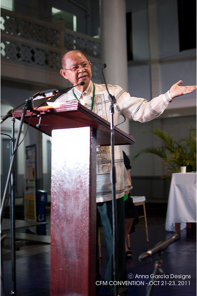 CFM Convention 2011