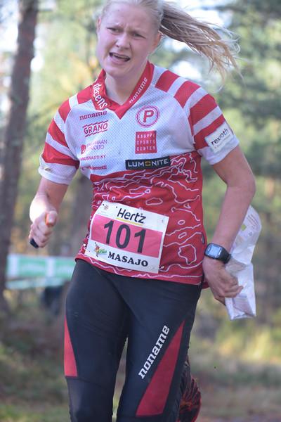 Lotta Karhola, kuva: Pirjo Valjanen