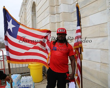 "LIBERIAN IMMIGRATION SOLIDARITY RALLY WAS HELD AT THE MINNESOTA STATE CAPITAL TODAY MARCH 26th, 2018. PHOTO BY: ""TARNUE PHOTO & VIDEO PRODUCTIONS"". 612.913.2831/612.702.3411"