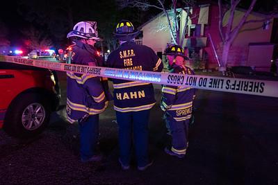 9400 E. Iliff Ave. Structure Fire