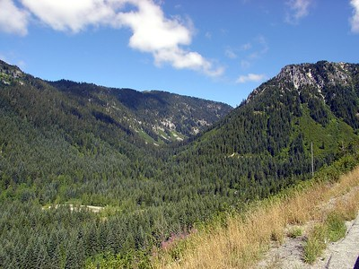 Stevens Pass - Deception Falls