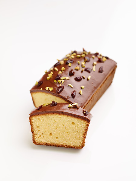 The Culinary Institute of America's Sour Cream Pound Cake makes a perfect holiday gift.