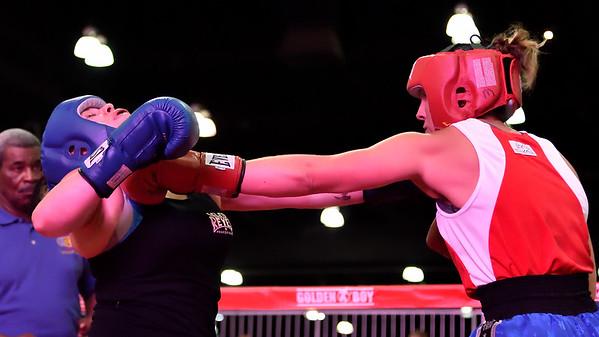 Boxing - Second round night