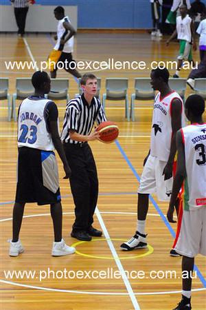 2009 Australian-Sudanese Basketball Tournament